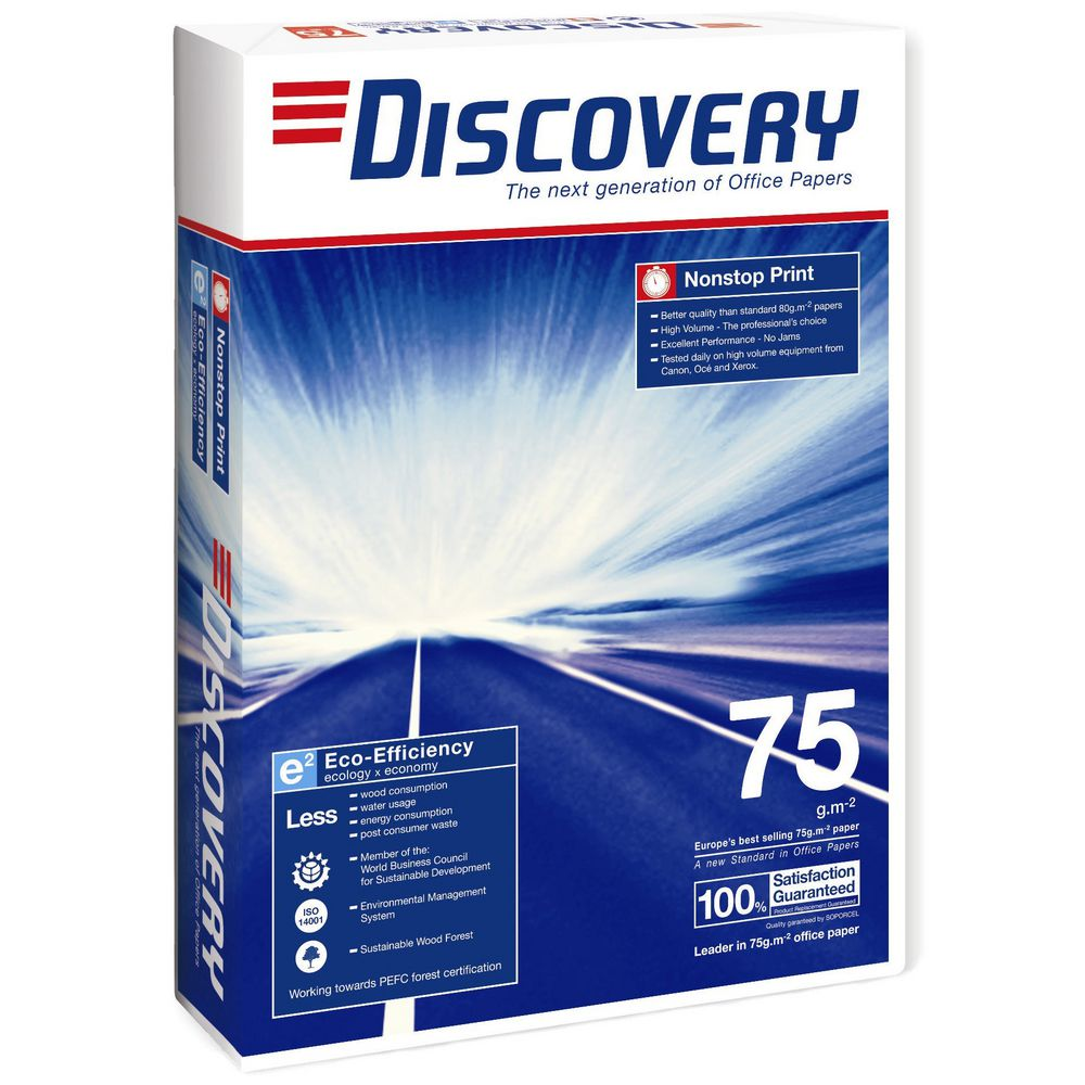 698494946 Discovery Papel Multifunción - Más que papel