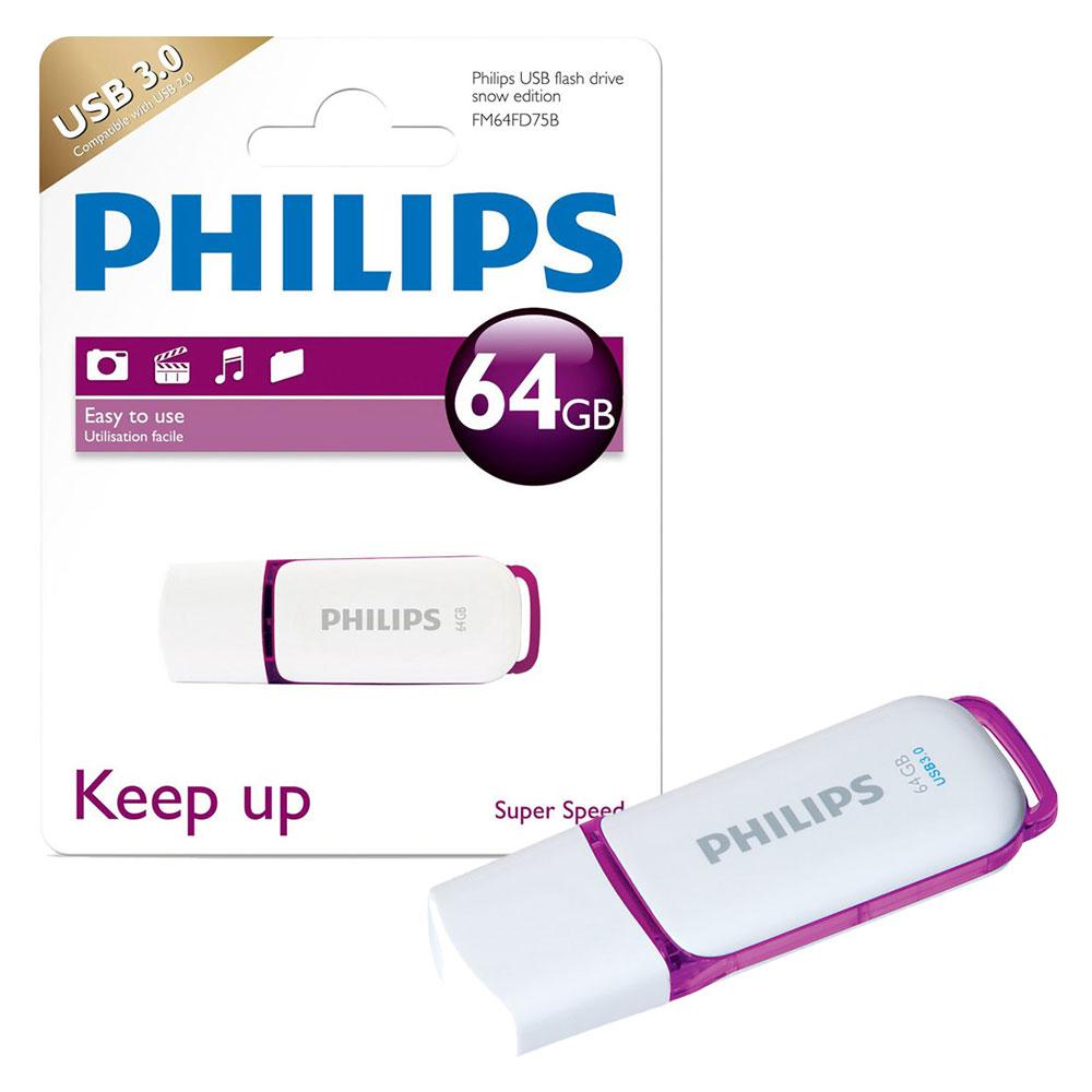 Philips Snow 2.0 Memoria USB de 8 GB